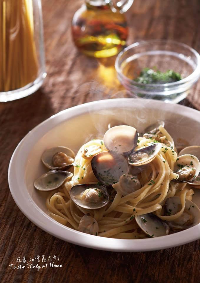 白酒蛤蜊麵