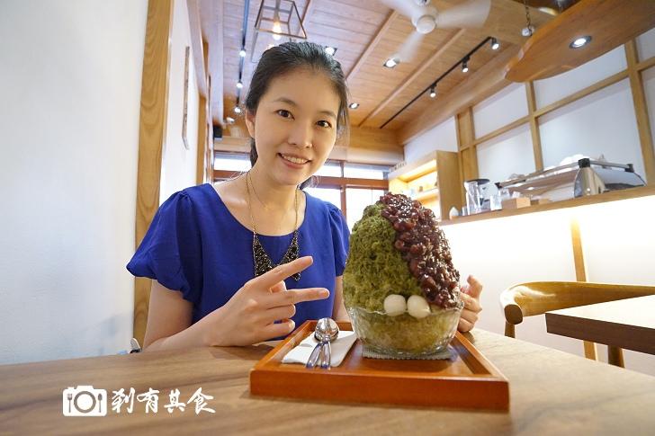 町家咖啡 MACHIYA cafe | 我吃了一座抹茶紅豆冰山! 日式刨冰平價好吃份量大 隱身在向上市場(已歇業)