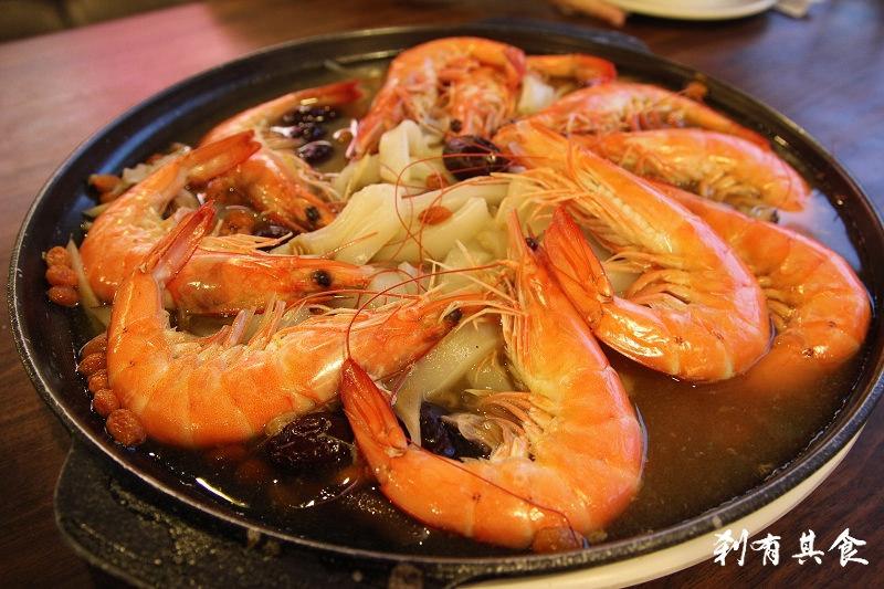 美食家海鮮碳烤