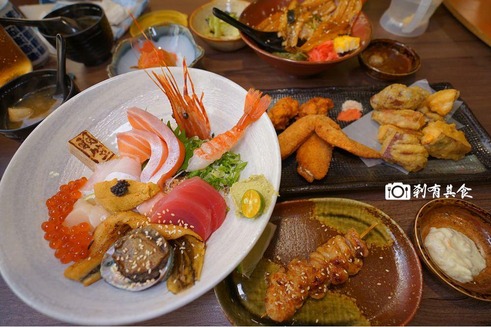羽笠食事處 | 台中日本料理 2訪還是好好吃 大推特上海鮮丼– 剎有其食