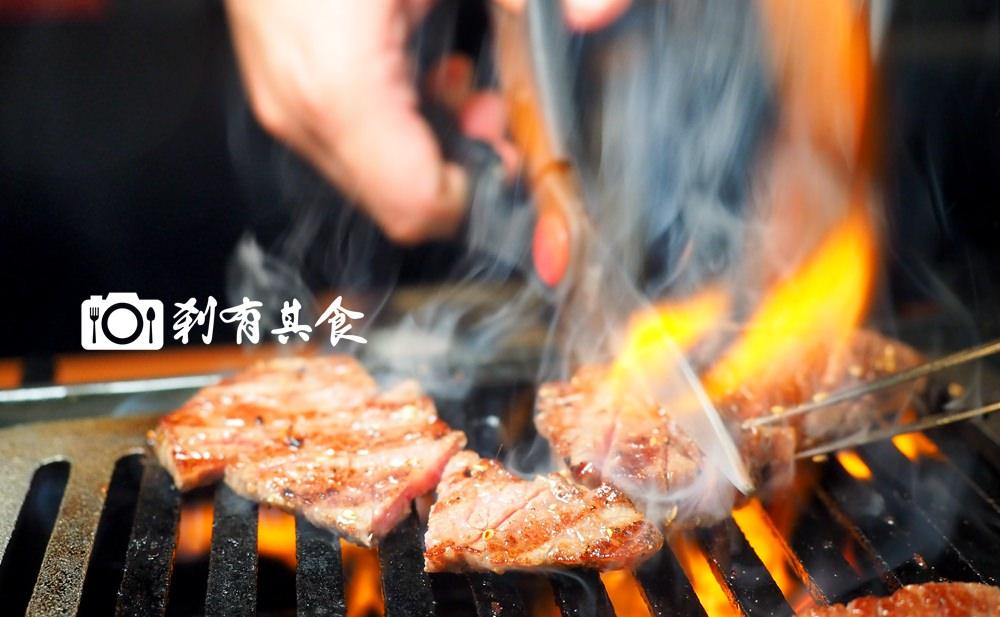 俺達の肉屋   台中米其林餐廳 公益路最強日式燒肉 橫隔膜好好吃 熟成牛舌新體驗 還有隱藏菜單