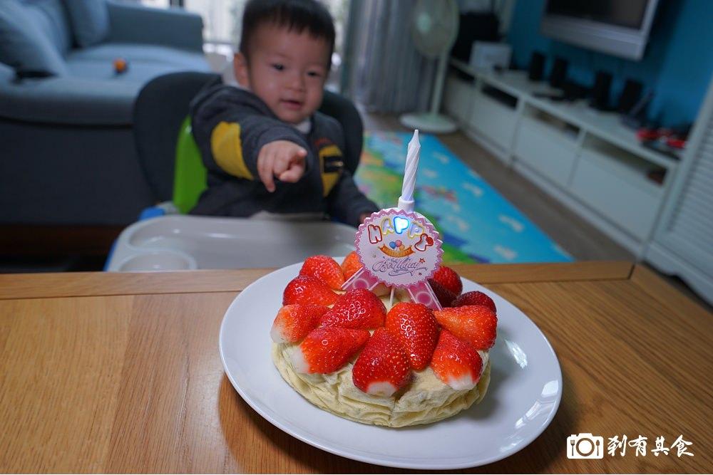 寶寶蛋糕 | 亞亞1歲生日全記錄及氣球抓周