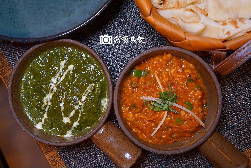 飪室 Renshi | 台中印度料理 好吃的咖哩跟窯烤壁咚甩餅一定要來認識一下 印度廚師 向上市場美食