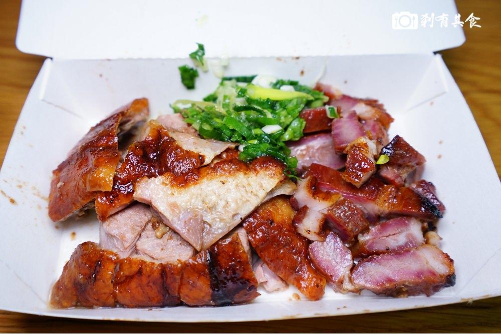 廣豐燒臘 | 台中好吃燒臘 叉燒、燒鴨、油雞都好吃 油蔥鹹香必拿 燒肉最容易賣光 ( 2017菜單 )