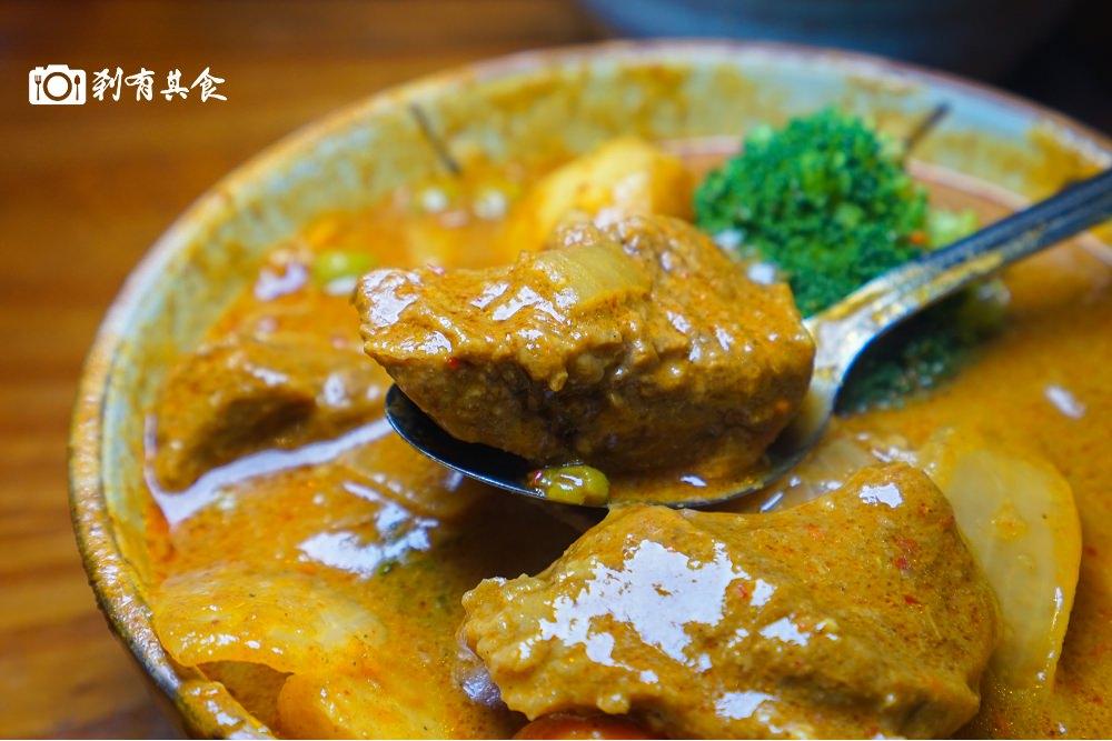 巴巴娘惹南洋料理 | 台中超低調的南洋料理 及我覺得最好吃的叻撒麵