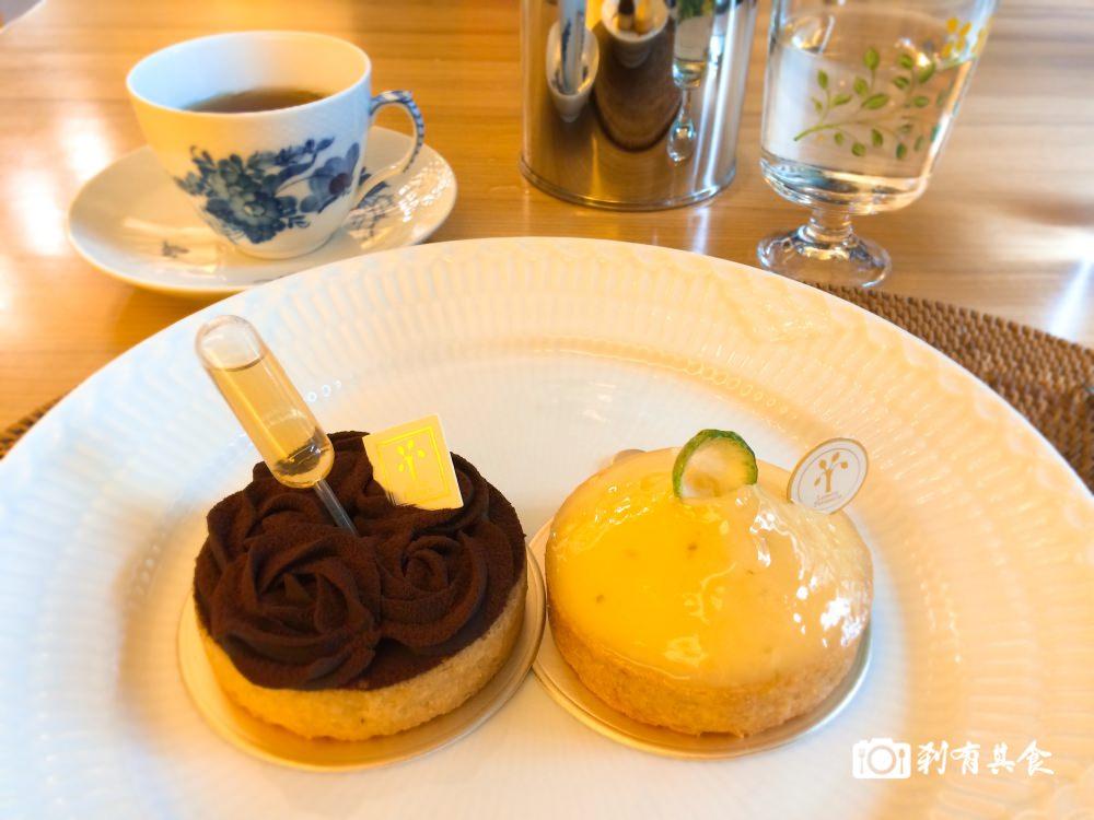檸檬洋菓子 | 台中西區下午茶 第17號檸檬塔是17歲初戀的滋味,來場南法風格的小店約會吧!